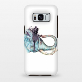 Galaxy S8 plus  Elephant Shower by  ()