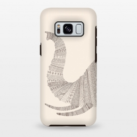 Galaxy S8 plus  Elephant On Beige by  ()