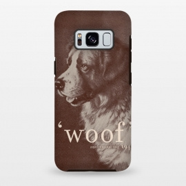 Galaxy S8 plus  Famous Quote Dog by  ()