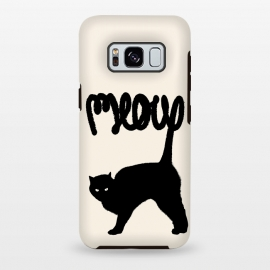 Galaxy S8 plus  Meow by  ()
