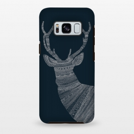 Galaxy S8 plus  Stag Blue Poster blue by  ()