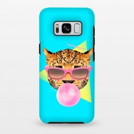 Galaxy S8 plus  Bubble Gum Leo by