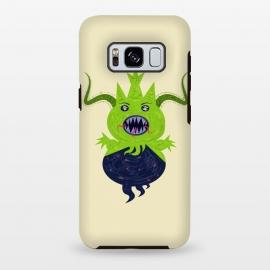 Galaxy S8 plus  Greendoll by