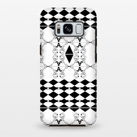 Galaxy S8 plus  Black and White by