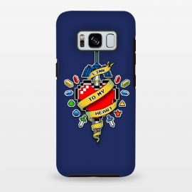 Galaxy S8 plus  A LINK TO MY HEART by