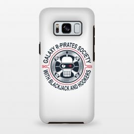 Galaxy S8 plus  R-PIRATES by