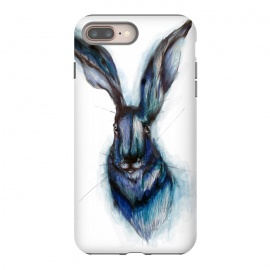 Blue Hare by ECMazur