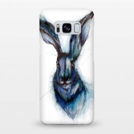 Galaxy S8+  Blue Hare by ECMazur