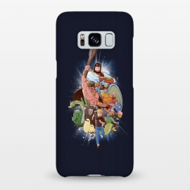 Galaxy S8+  CHILDHOOD HEROES by SKULLPY