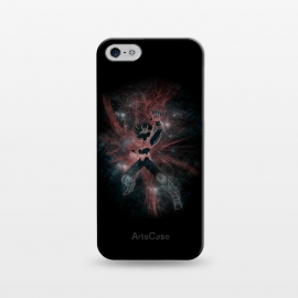 iPhone 5/5E/5s  METEOR PUNCH by SKULLPY