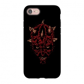 iPhone 8/7  SHATTERED EVIL by SKULLPY (SKULLPY,STARWARS,STAR WARS,PHANTOM MENACE,EPISODE 1,DARTH MAUL,SITH LORD, SITH,VADER,MOVIES,VILLAIN)