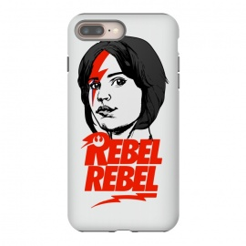 Rebel Rebel Jyn Erso David Bowie Star Wars Rogue One  by Alisterny (star-wars, starwars, rogue-one, rogueone, the-force, theforce, rebel, I-rebel, irebel, jynerso, jyn-erso, resistance, soldier, disney, classic-rock, classicrock, rock, bowie, davidbowie, david-bowie, rebel-rebel, rebelrebel, lightning-bolt, lightningbolt, Aladdin-Sane, AladdinSane, david-bowie-logo,)