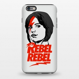iPhone 6/6s plus  Rebel Rebel Jyn Erso David Bowie Star Wars Rogue One  by Alisterny