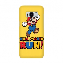 Run, Mario Run by Alisterny (mario, nintendo, mario-bros, mariobros, mario-run, run, gaming, games, iphone, game, forest-gump,mashup, mashups, funny, popculture, funnytshirt, funnyshirt, tshirt, parody, nerd, geek, geeky, humor, humour, fanart, fan art, movies, movie, film, quotes, cool, design, tee, t-shirt)