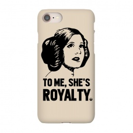 iPhone 7  Princess Leia To Me Shes Royalty by Alisterny