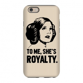 iPhone 6/6s  Princess Leia To Me Shes Royalty by Alisterny