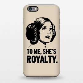 iPhone 6/6s plus  Princess Leia To Me Shes Royalty by Alisterny