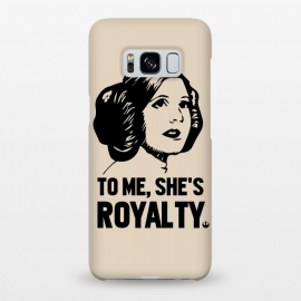 Galaxy S8+  Princess Leia To Me Shes Royalty by Alisterny
