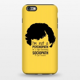 iPhone 6/6s plus  Sherlock Holmes High Functioning Sociopath by Alisterny