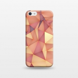 iPhone 5C  Meduzzle: Blond by Sitchko Igor (Geometry,vector,meduzzle,texture,triangle,triangles,minimal,abstract,colorful,geo)