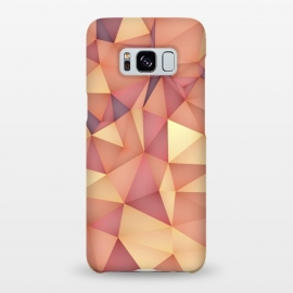 Galaxy S8+  Meduzzle: Blond by Sitchko Igor (Geometry,vector,meduzzle,texture,triangle,triangles,minimal,abstract,colorful,geo)