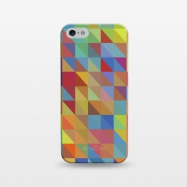 iPhone 5/5E/5s  Meduzzle: Color Chaoses by Sitchko Igor