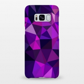 Galaxy S8+  Meduzzle: Pink Movement by Sitchko Igor (Pink,Movement,Geo,Geometry,Tiangle,Triangles,Minimal,Minimalism,simple,texture,pattern)