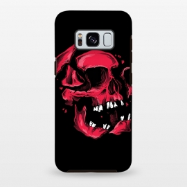 Galaxy S8 plus  broken skull by