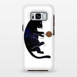 Cat Universe by Coffee Man (cat, cats, cat lover, animal, animal lover, pet, pet lover, universe, space, galaxy, planets, stars, astronauts, cat space, adorable, cute, fun, funny, gato)