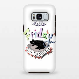 Galaxy S8 plus  Hello Friday by