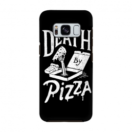 Galaxy S8  Death By Pizza by Tatak Waskitho