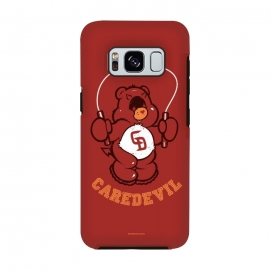Galaxy S8  [ba dum tees] Caredevil by Draco