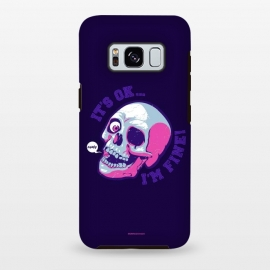 Galaxy S8 plus  [ba dum tees] I'm Fine by