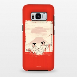 Galaxy S8+  Bloody by Draco