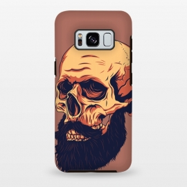 Galaxy S8 plus  Mr. Skull by