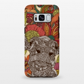 Galaxy S8 plus  Arabella and the flowers by