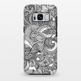 Galaxy S8+  Doodles by Valentina Harper