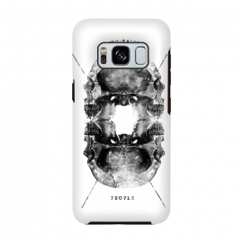 Galaxy S8  Two Faced People by Rui Faria