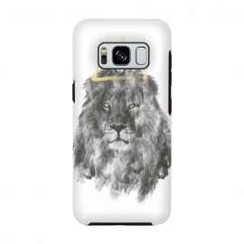 Galaxy S8  Lion King by Rui Faria