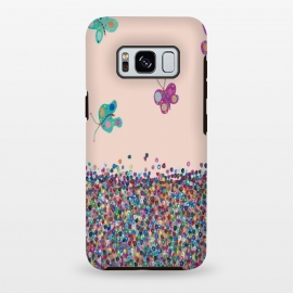 Galaxy S8 plus  Butterflies are Free by