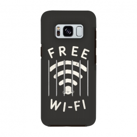 Galaxy S8  Free wifi by Shadyjibes