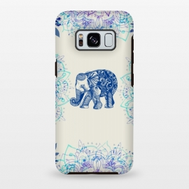 Galaxy S8+  Pretty Little Elephant  by Rose Halsey