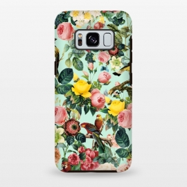 Galaxy S8 plus  FLORAL AND BIRDS III by
