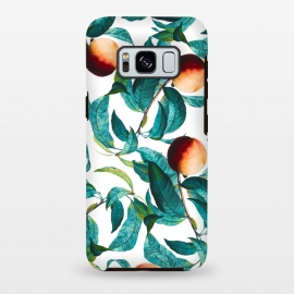 Fruit and Leaf Pattern by Burcu Korkmazyurek