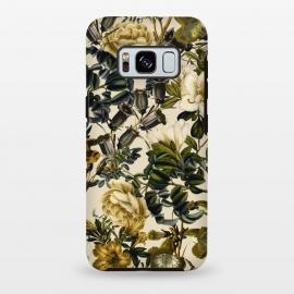 Galaxy S8 plus  WARM WINTER GARDEN by