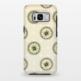 Galaxy S8+  Lemon & Lime by Barlena