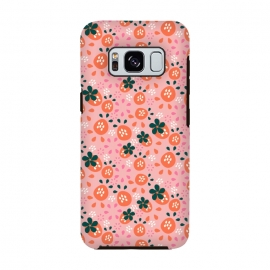 Galaxy S8  Fresh Strawberries by Sarah Price Designs