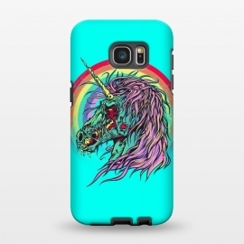 Galaxy S7 EDGE  Unicorn Zombie by Branko Ricov