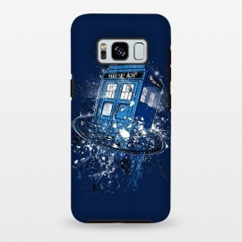 Galaxy S8+  Breaking the Time by Branko Ricov (tardis,drwho,doctor who,time travel,time,space,breaking the time)