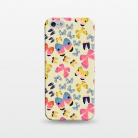 iPhone 5/5E/5s  Flutterby Butterfly by Sarah Price Designs